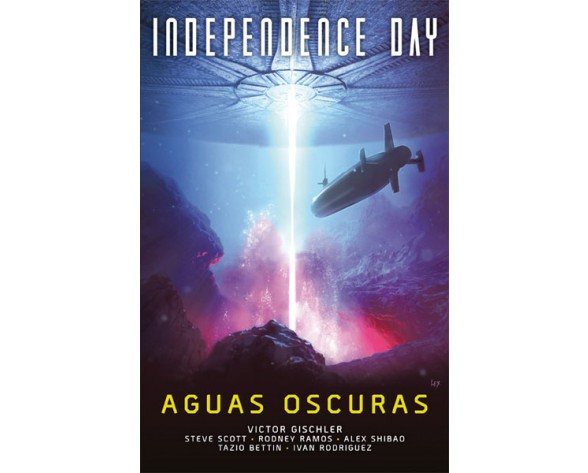INDEPENDENCE DAY: AGUAS OSCURAS