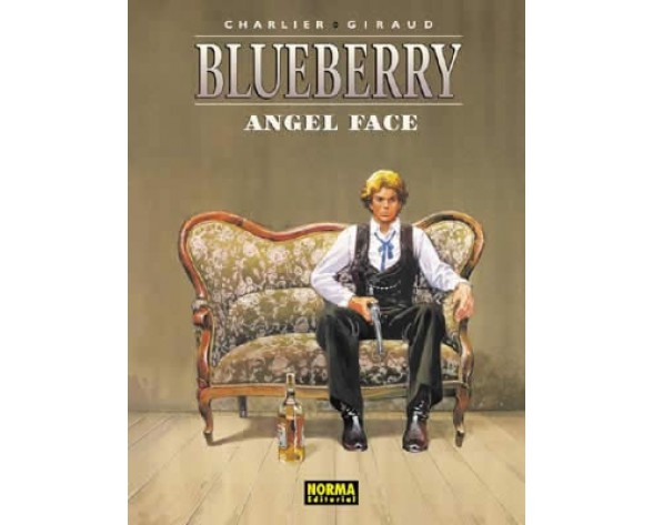 BLUEBERRY 11. ANGEL FACE