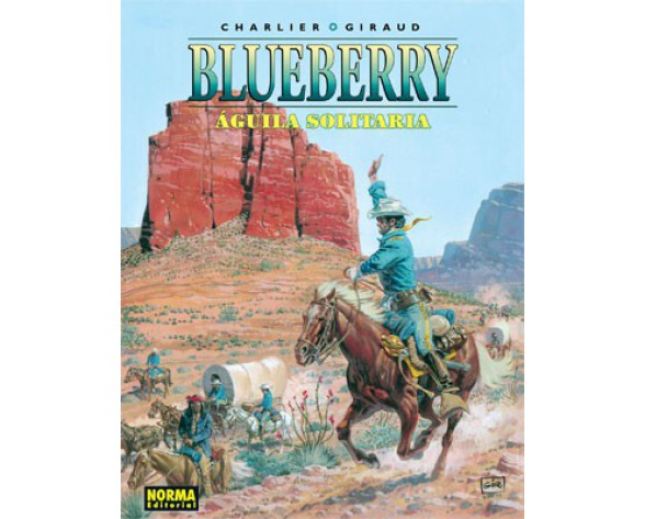 BLUEBERRY 18. ÁGUILA SOLITARIA