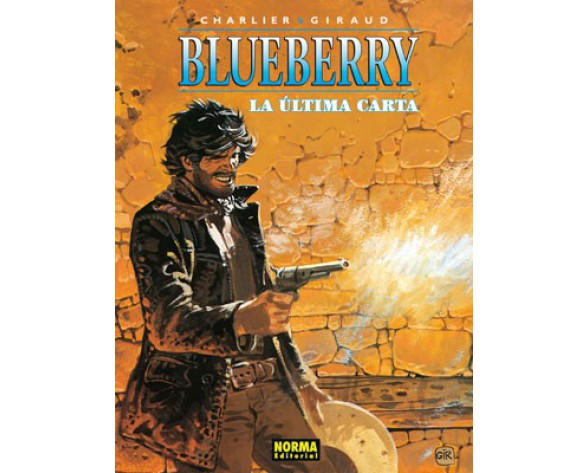 BLUEBERRY 24. LA ÚLTIMA CARTA