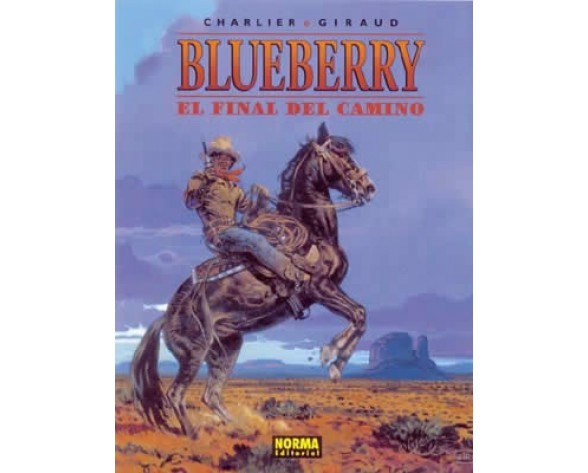BLUEBERRY 26. EL FINAL DEL CAMINO