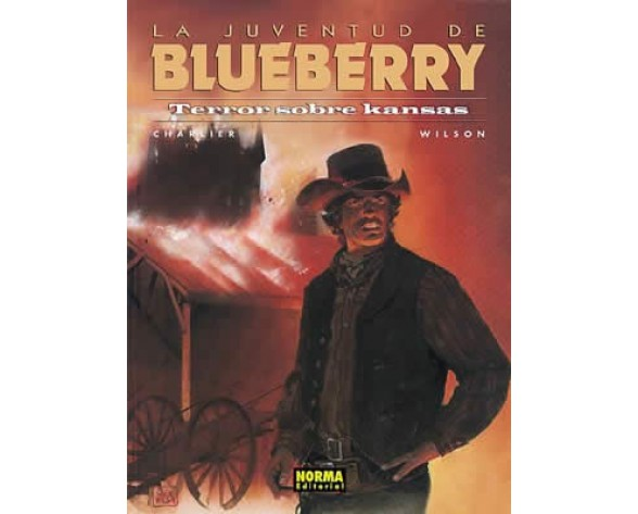 BLUEBERRY 27. TERROR SOBRE KANSAS