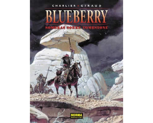 BLUEBERRY 36. SOMBRAS SOBRE TOMBSTONE