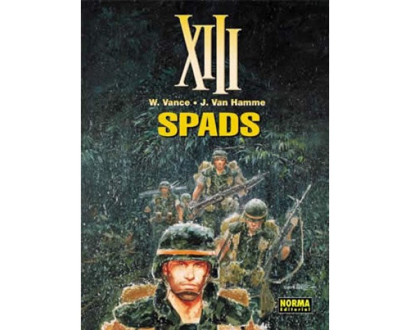 XIII 04: S.P.A.D.S.