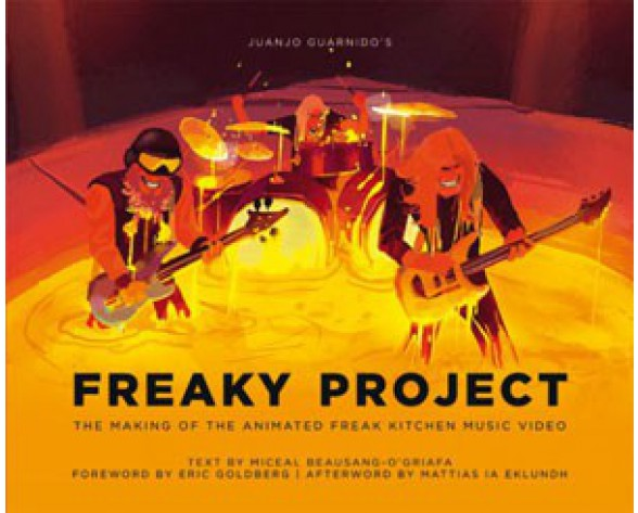 FREAKY PROJECT (BY JUANJO GUARNIDO)