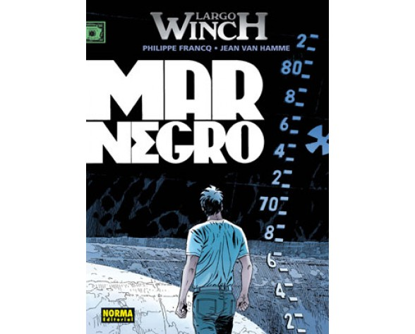 LARGO WINCH 17: MAR NEGRO