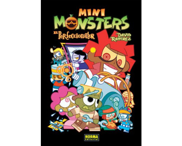 MINIMONSTERS 2. EL PERFECCIONATOR