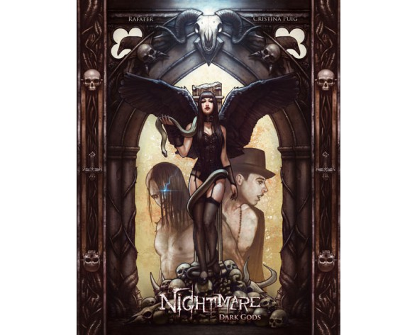 NIGHTMARE DARK GODS