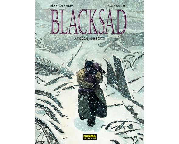 BLACKSAD 02: ARCTIC NATION