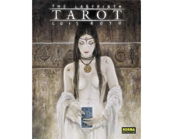 THE LABYRINTH: TAROT