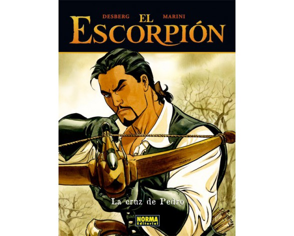 EL ESCORPIÓN 03: LA CRUZ DE PEDRO (CARTONÉ)