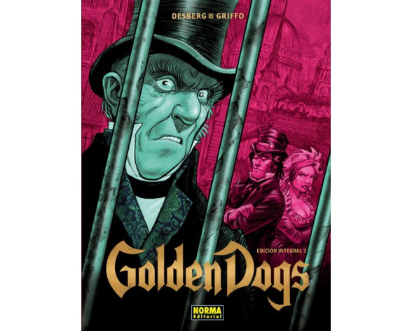 GOLDEN DOGS. EDICIÓN INTEGRAL 2