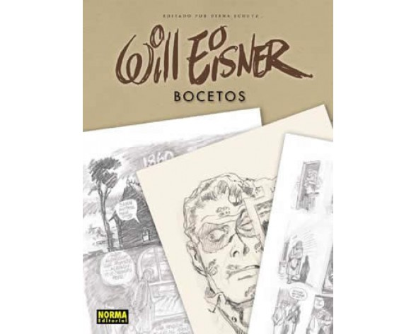 WILL EISNER: BOCETOS