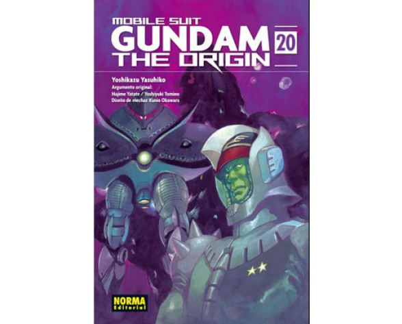 GUNDAM THE ORIGIN 20