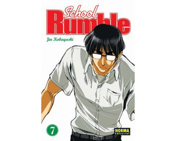 SCHOOL RUMBLE 07