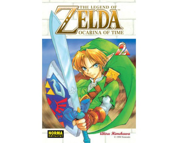 THE LEGEND OF ZELDA 02: OCARINA OF TIME 2