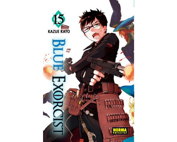 BLUE EXORCIST 15