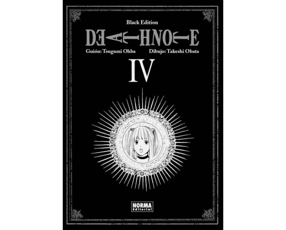 DEATH NOTE BLACK EDITION 4
