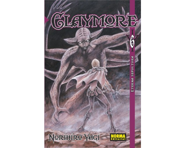 CLAYMORE 06