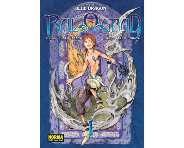 BLUE DRAGON RAL GRAD 01
