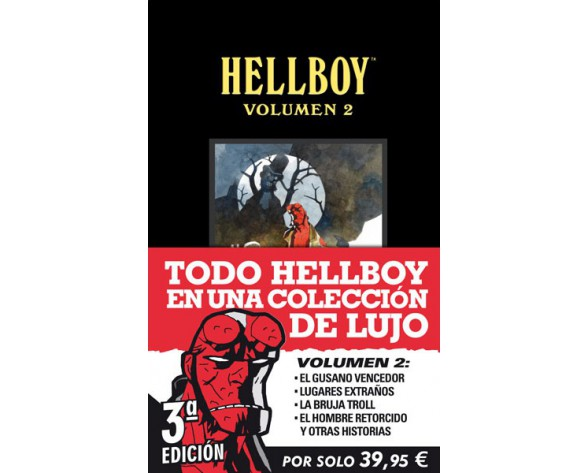 HELLBOY. EDICIÓN INTEGRAL VOL. 2