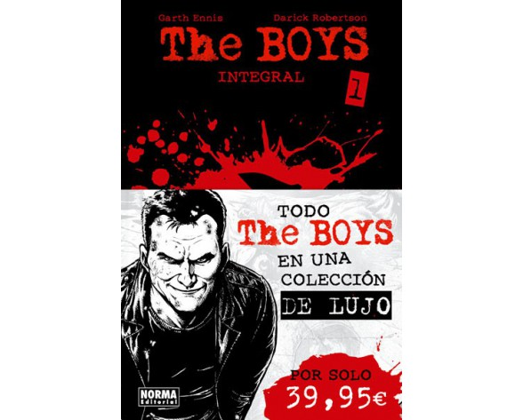 THE BOYS INTEGRAL 01