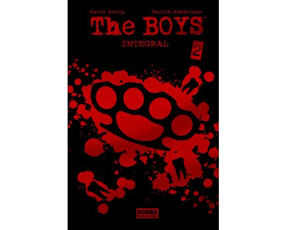 THE BOYS INTEGRAL 2