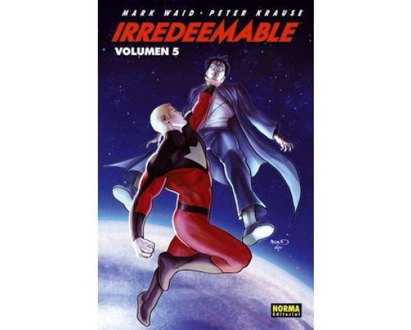 IRREDEEMABLE 05