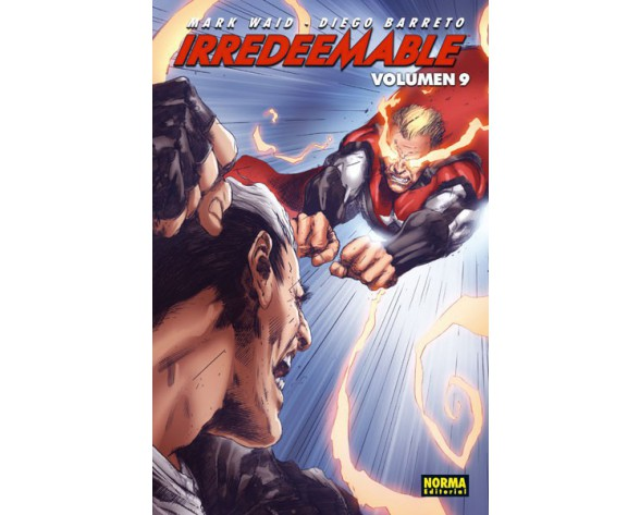 IRREDEEMABLE 09