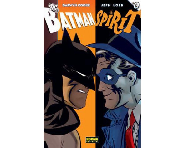 THE SPIRIT 0: BATMAN/THE SPIRIT