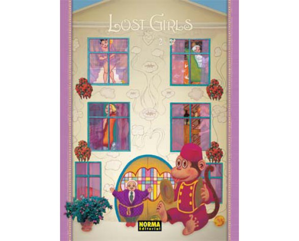 LOST GIRLS 2