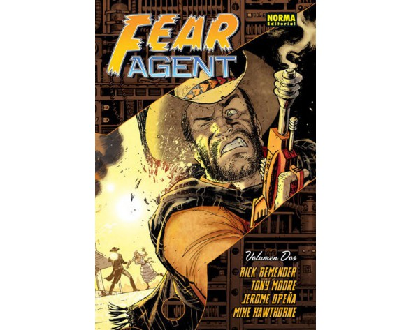 FEAR AGENT. Volumen 2