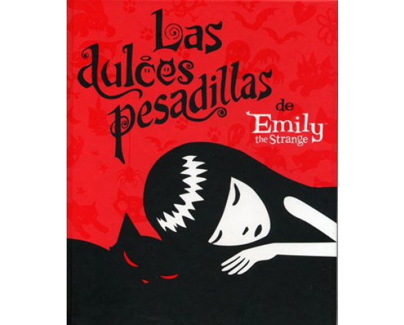 EMILY THE STRANGE 3. LAS DULCES PESADILLAS DE EMILY THE STRANGE