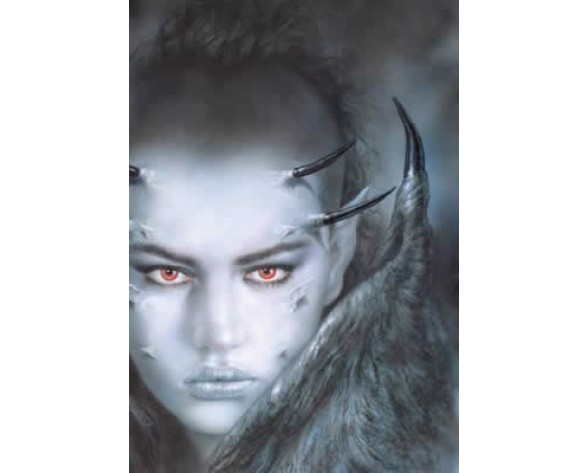 PÓSTER LUIS ROYO 17: EVOLUTION