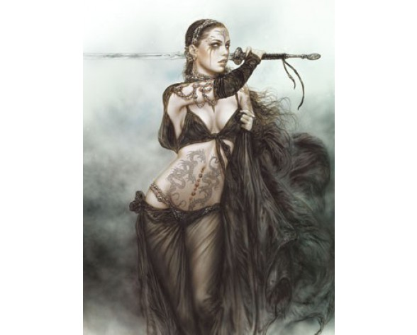 PÓSTER LUIS ROYO 38: CIRCE´S THREAD