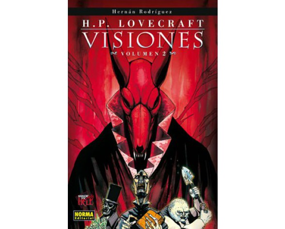 H.P. LOVECRAFT VISIONES 2
