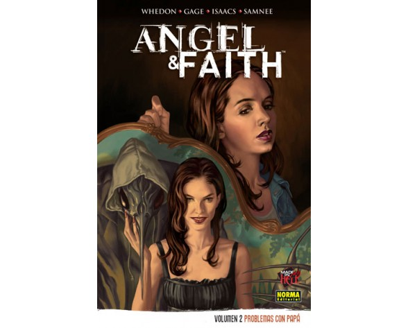 ANGEL & FAITH VOL 2: PROBLEMAS CON PAPÁ