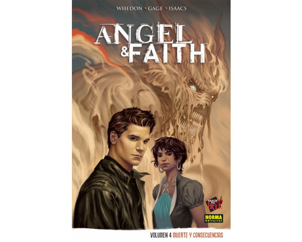 ANGEL & FAITH VOL 4: MUERTE Y CONSECUENCIAS