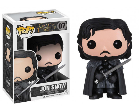 FIGURA JON SNOW (GAME OF THRONES) - FUNKO POP