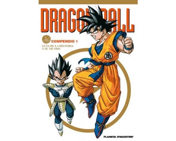 DRAGON BALL COMPENDIO 01