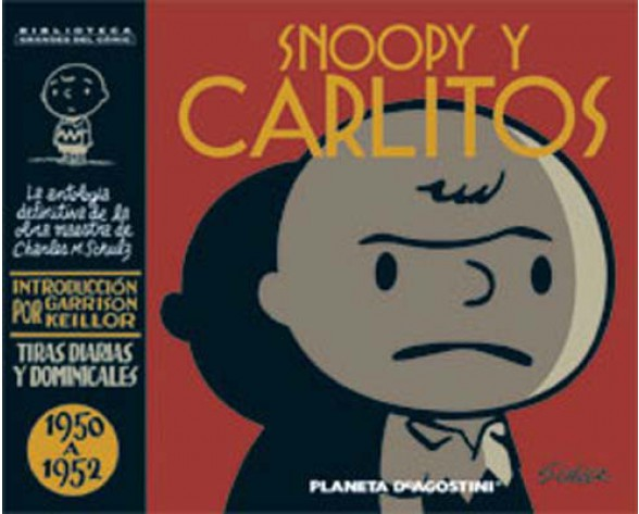 SNOOPY Y CARLITOS 01: 1950-1952