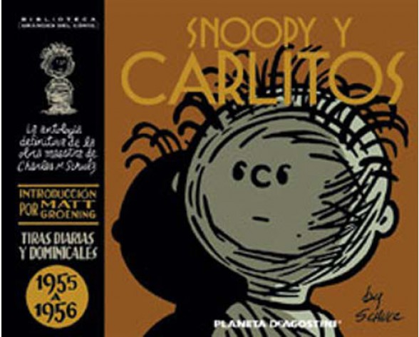SNOOPY Y CARLITOS 03: 1955-1956