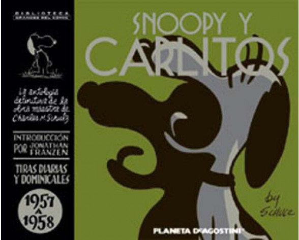 SNOOPY Y CARLITOS 04: 1957-1958