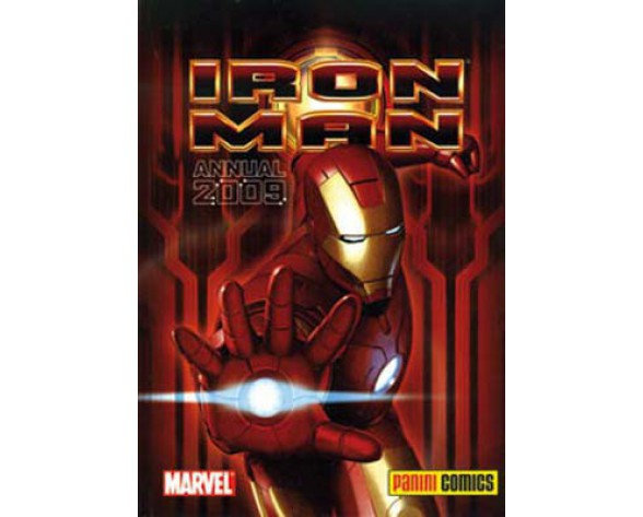 IRON MAN: ANNUAL 2009