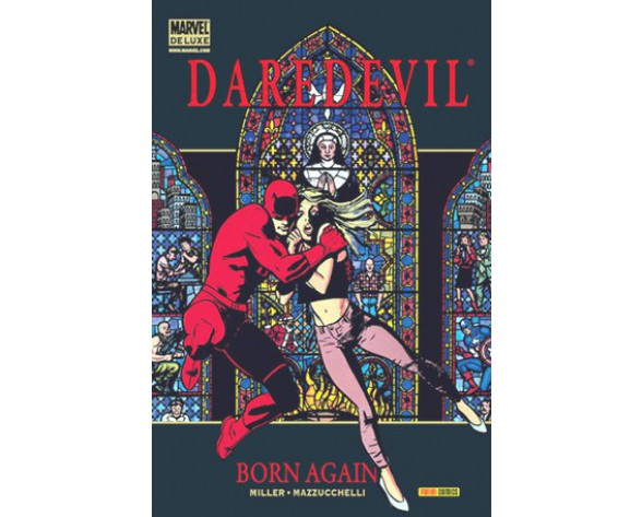 DAREDEVIL: BORN AGAIN (Marvel Deluxe)