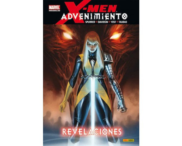 X-MEN ADVENIMIENTO: REVELACIONES