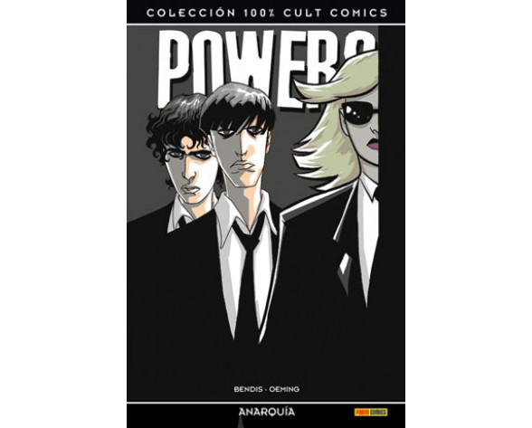POWERS 05: ANARQUÍA