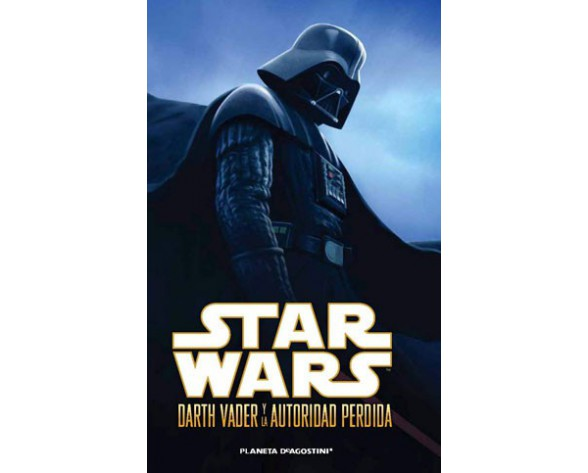STAR WARS: DARTH VADER Y LA AUTORIDAD PERDIDA 01