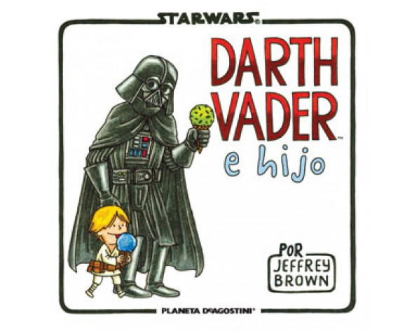 STAR WARS - DARTH VADER E HIJO