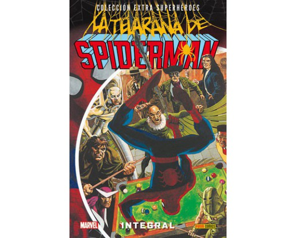 LA TELARAÑA DE SPIDERMAN: INTEGRAL (Colecc. Extra Superhéroes)
